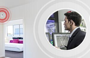 Monitoramento de Alarmes e segurança Eletrônica