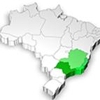 Região sudeste concentra quase 43% das empresas de segurança privada do país, diz estudo
