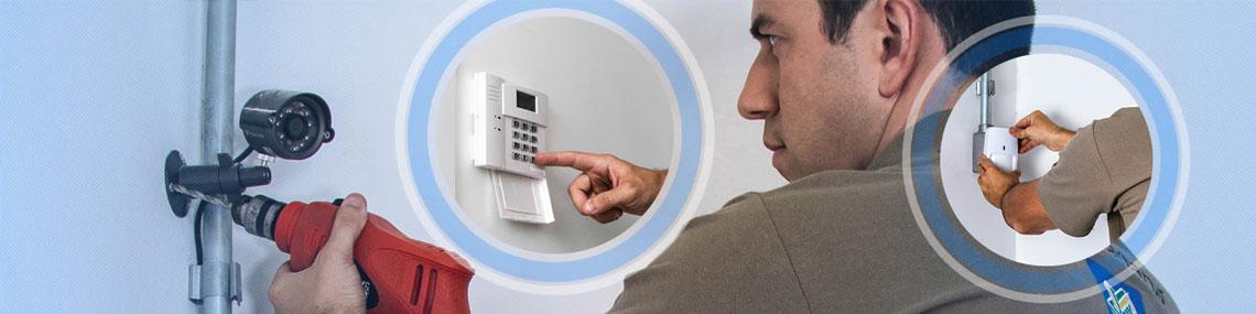 Manutenção preventiva de CFTV