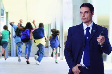 A eficiência dos sistemas de controle de acesso para o segmento educacional