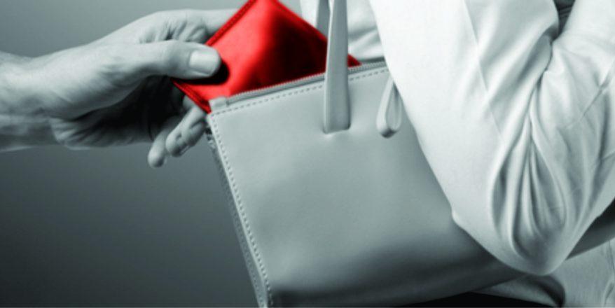 Cuidado com o que levar na sua bolsa