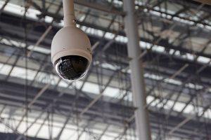 Segurança com Monitoramento por imagem