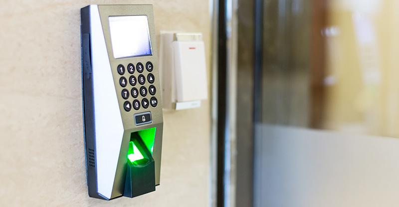 Segurança Biométrica