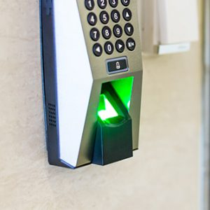 Controle Biométrico | Grupo Haganá