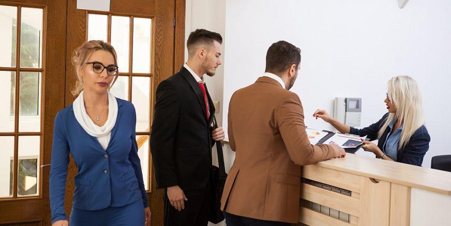 Terceirização de Recepção: profissionalismo e qualidade
