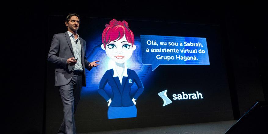 Lançamento Sabrah