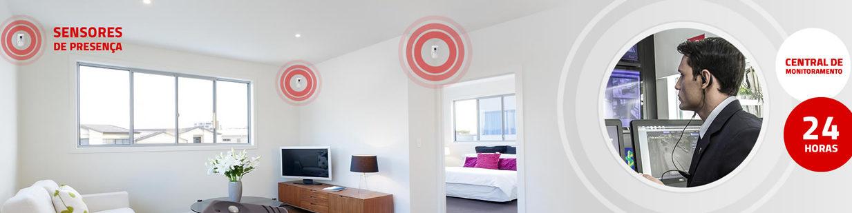 Monitoramento de Alarmes