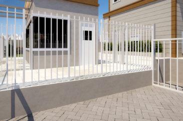 Qual a importância de guaritas em condomínios residenciais?